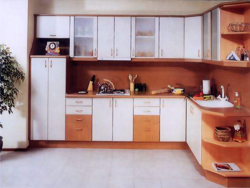 köşeli hazır mutfak modelleri
