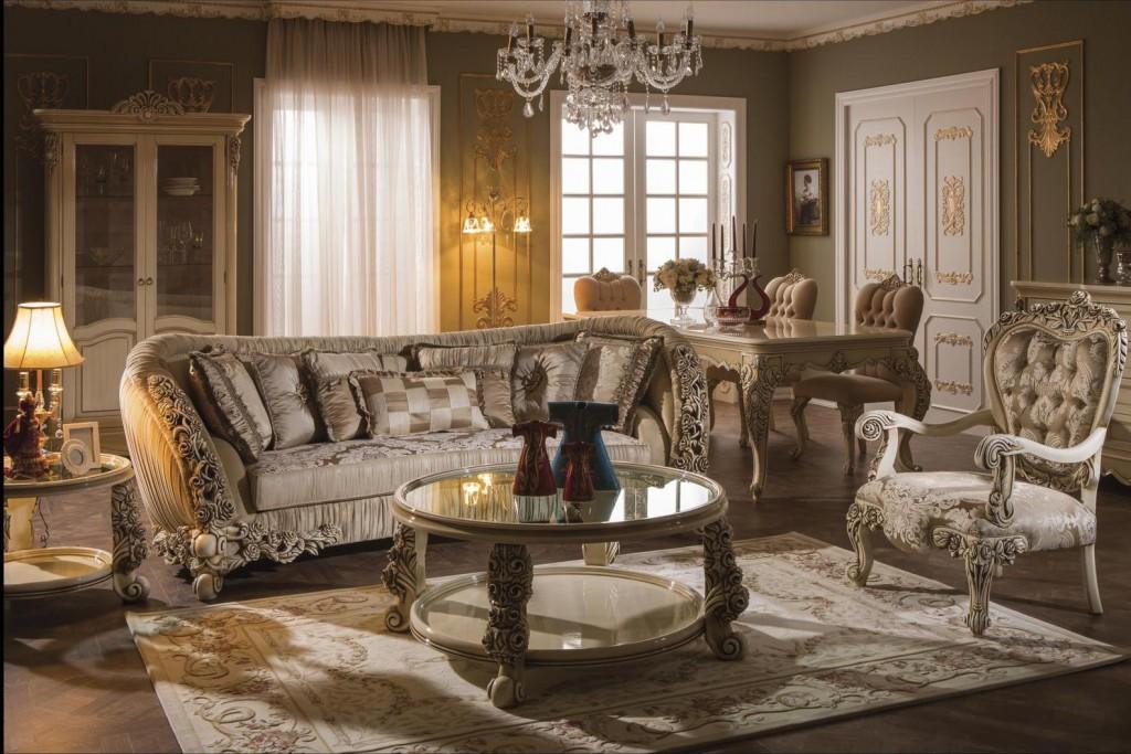 klasik ev dekorasyon modelleri