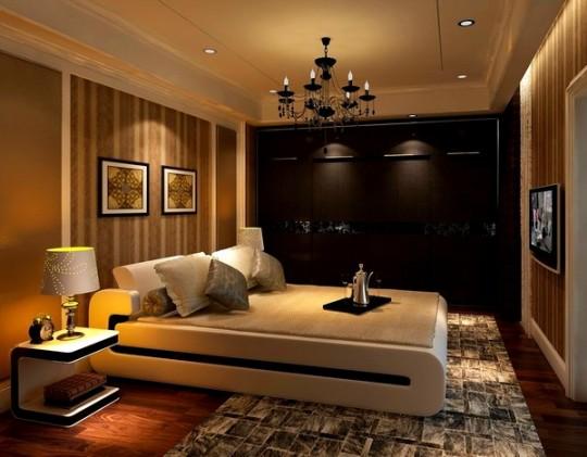 yatak odası iç dekorasyon örnekleri