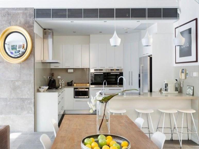 şık mutfak dekorasyon modelleri