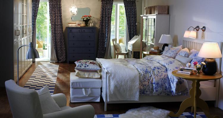 2015 ikea yatak odası modelleri