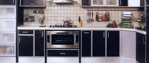 En güzel mutfak dolabı tasarımları