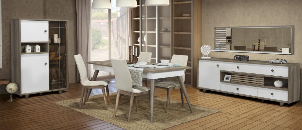 alfemo mobilya yemek odası takımları