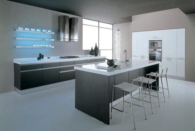 modern mutfak dekorasyon modelleri
