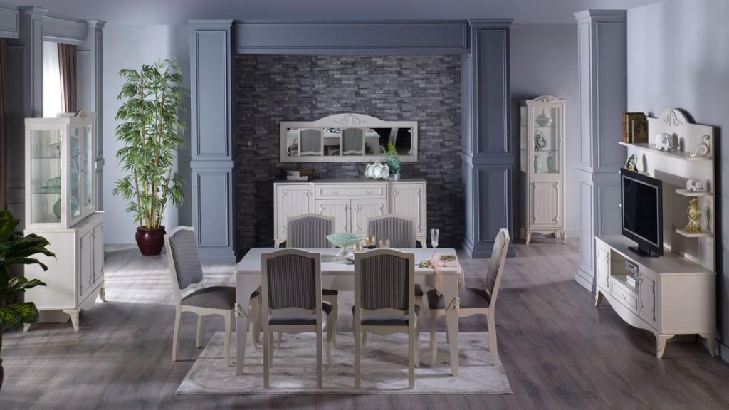 istikbal romance yemek odası tarkımı