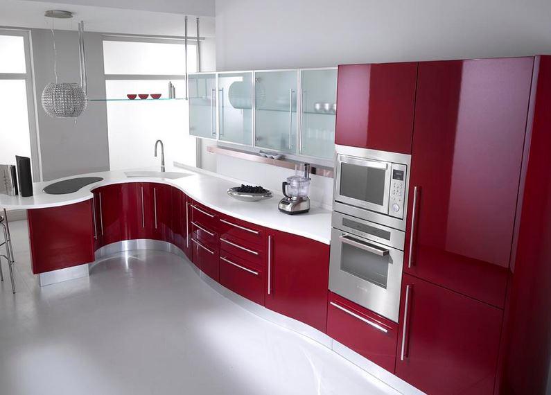 2015 Ankastre mutfak tasarımları