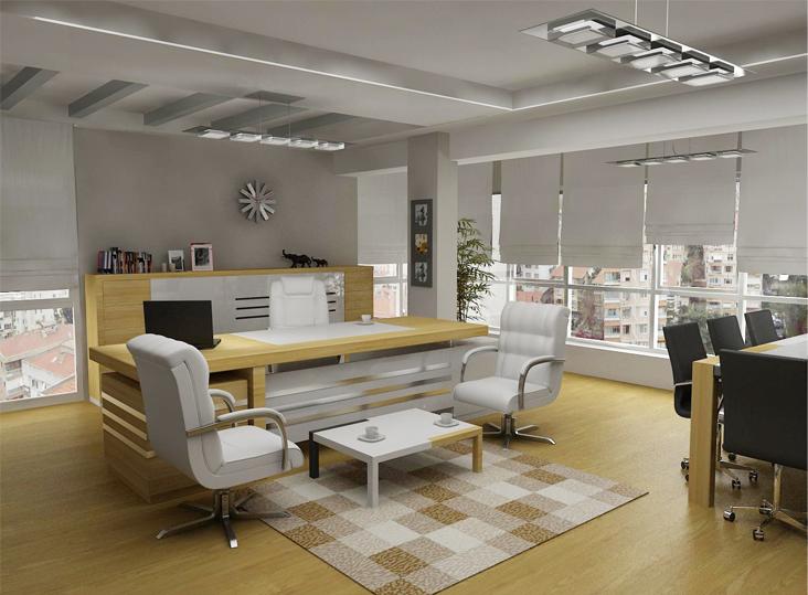 ofis dekorasyon önerileri