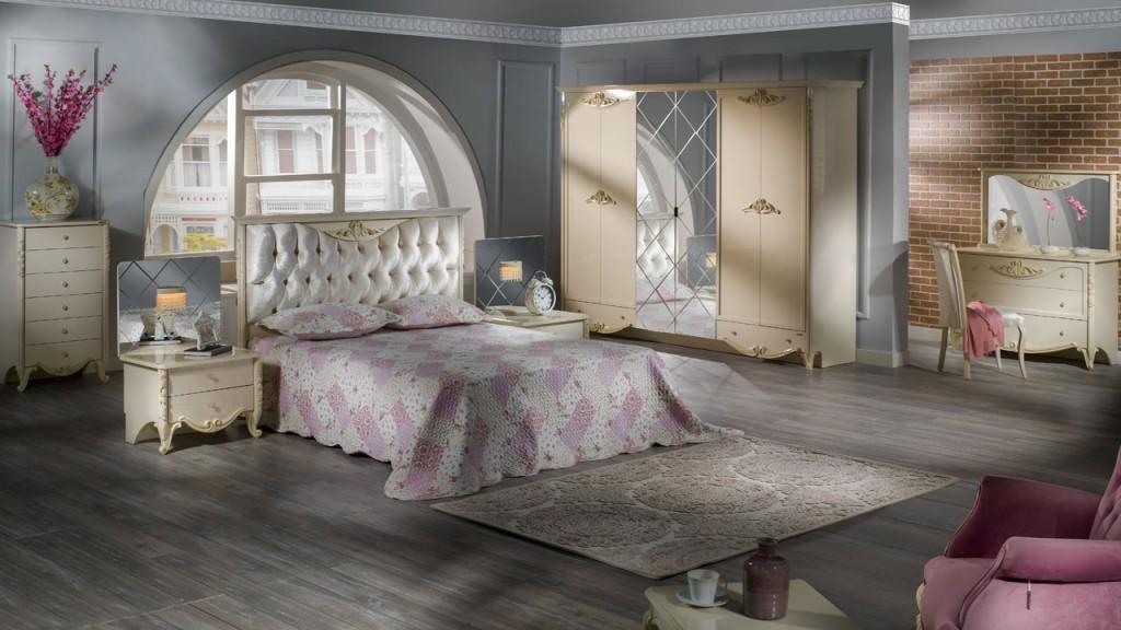 2015 istikbal yatak odası modelleri