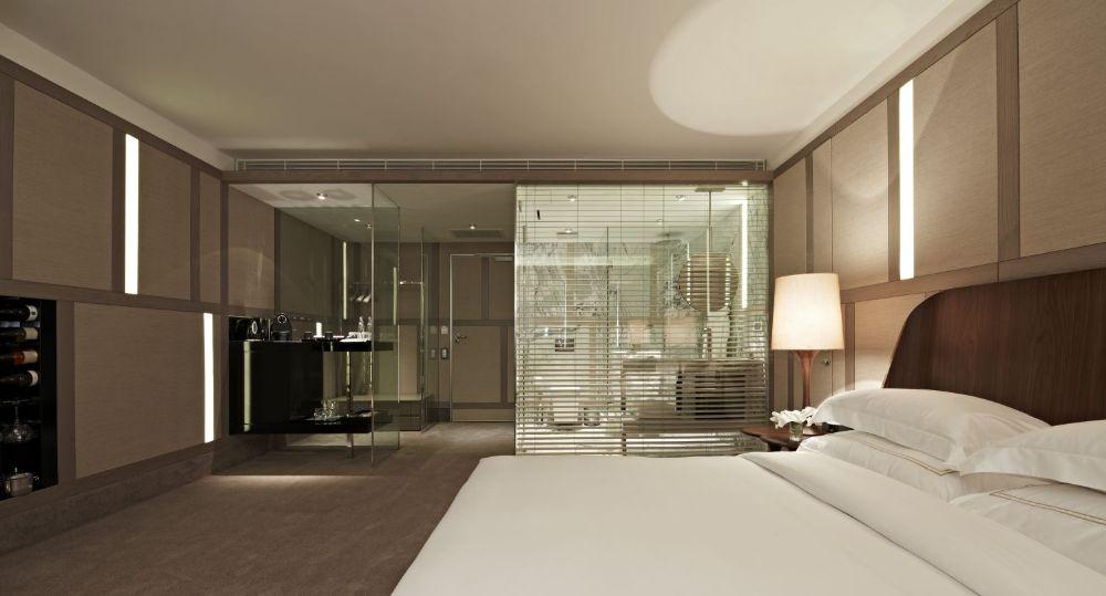 ebeveyn banyolu yatak odası modelleri