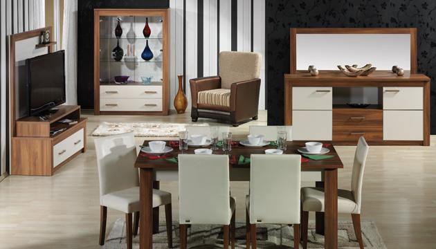 Kilim mobilya yemek odası